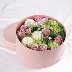 BOX FLORAL GIFTS AMD02
