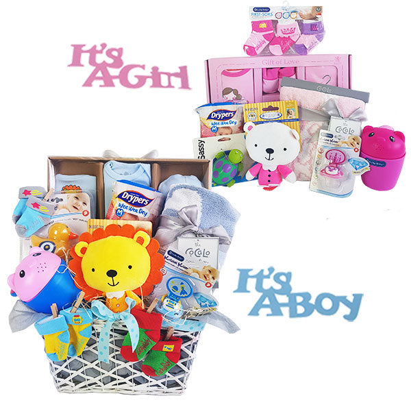 Animal Kingdom Baby Hamper ANB 45