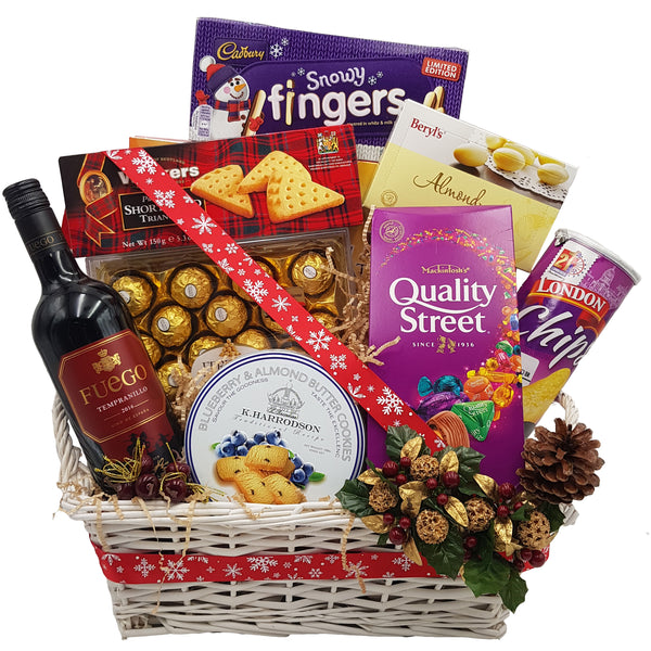 Chocolate Christmas Fantasy - Christmas Hamper