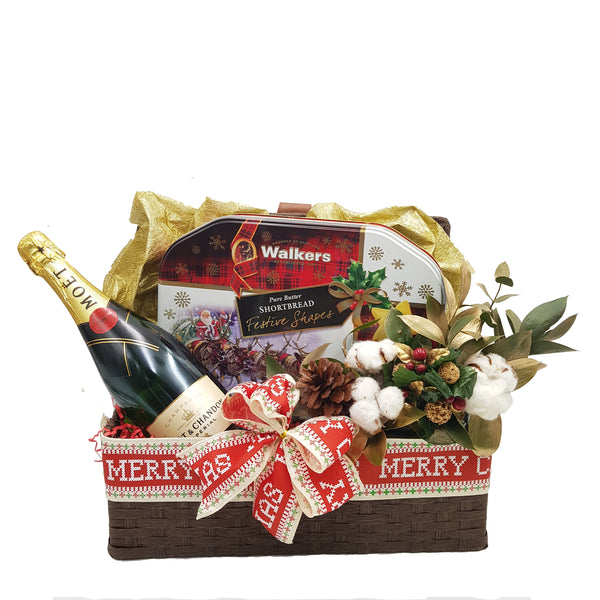 A Bubbly Christmas Hamper