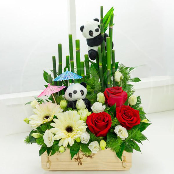 Panda to My Love ASH 5