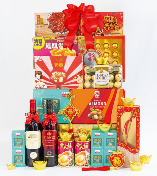 Prosperity Blessing Chinese New Year Hamper
