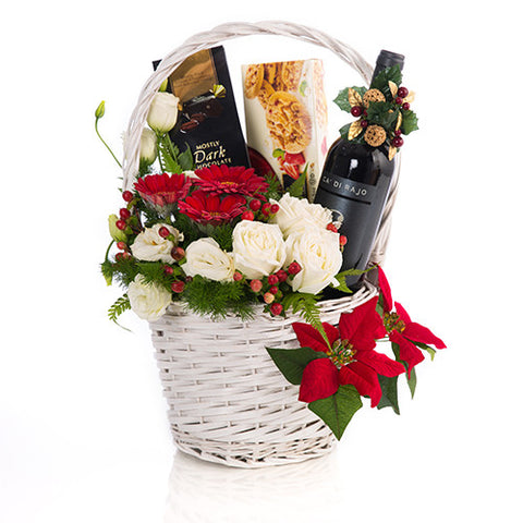 XMC6  Holiday Basket