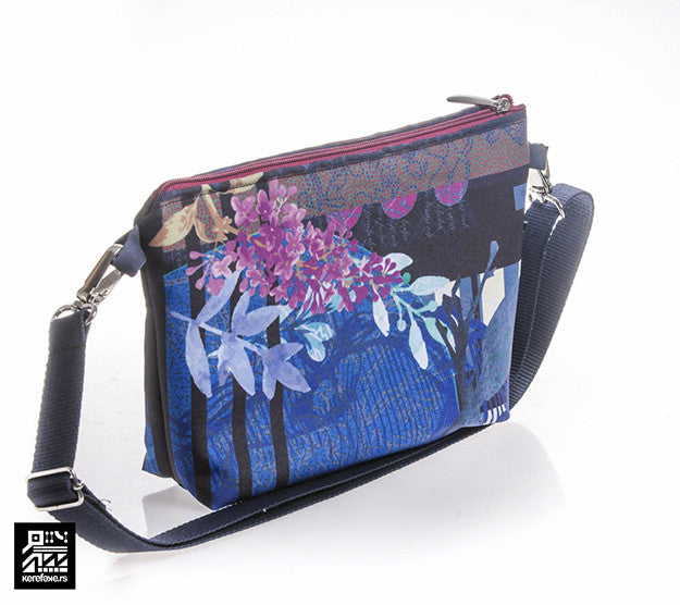 "Small Bag ""Valley of Lilacs"""