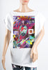 "Women's T shirt ""David Bowie"""