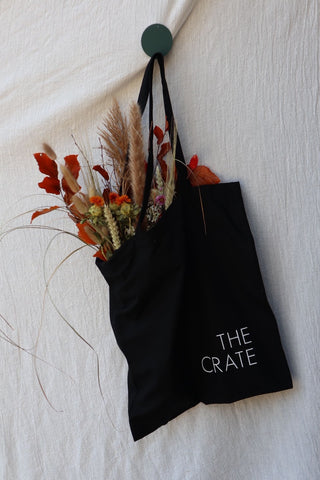 The Crate Tote Bag