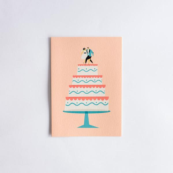 Lagom Wedding Cake - Norway Designs