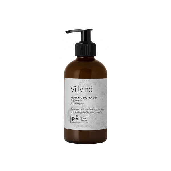 RÅ Villvind Hand And Body Cream 250ml - Norway Designs