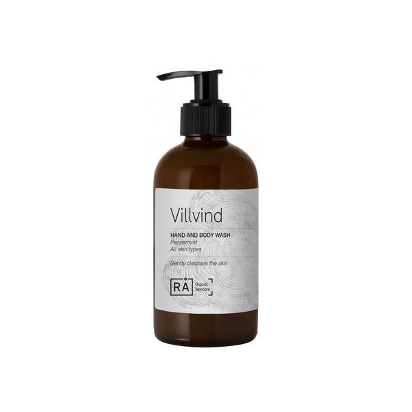 RÅ Villvind Hand And Body Wash 250ml - Norway Designs