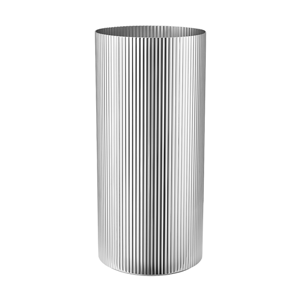 Georg Jensen - Bernadotte Vase Large Stål - Norway Designs