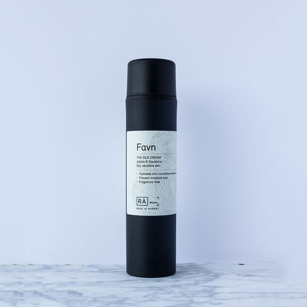 RÅ - Favn The Silk Cream Ansiktskrem 150ml- Norway Designs