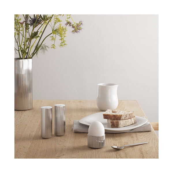 Georg Jensen Bernadotte Salt & Pepper Bøsser Stål - Norway Designs