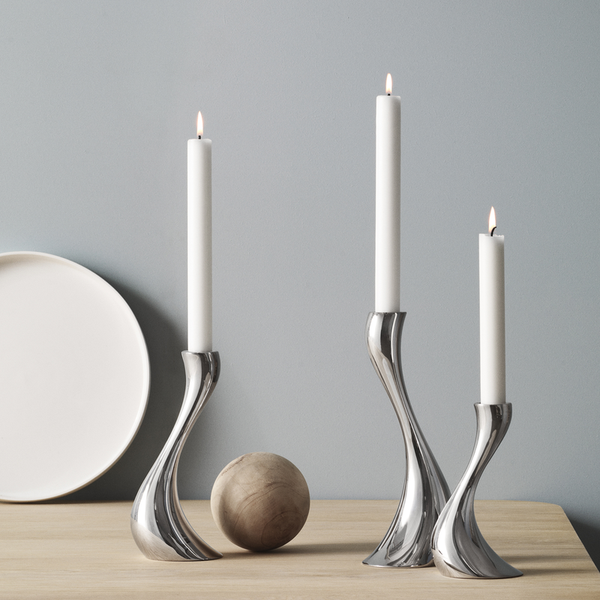 Georg Jensen Cobra 3pk Stål - Norway Designs