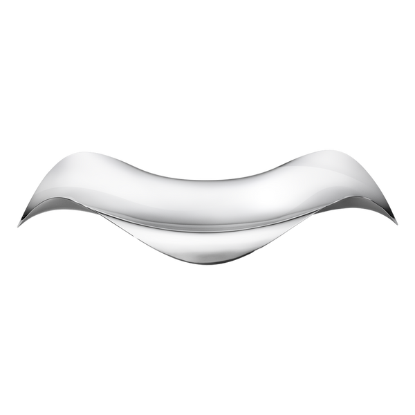 Georg Jensen Cobra Fat Oval Stål - Norway Designs