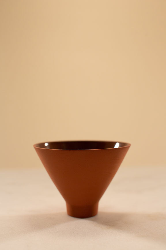 Guri Sandvik Skål Medium Ylva Terracotta - Norway Designs