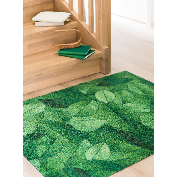 Heymat Dørmatte Foliage 85x115 Green Dawn - Norway Designs