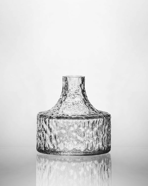 Skruf Glasbruk Vase Kolonn Liten  - Norway Designs