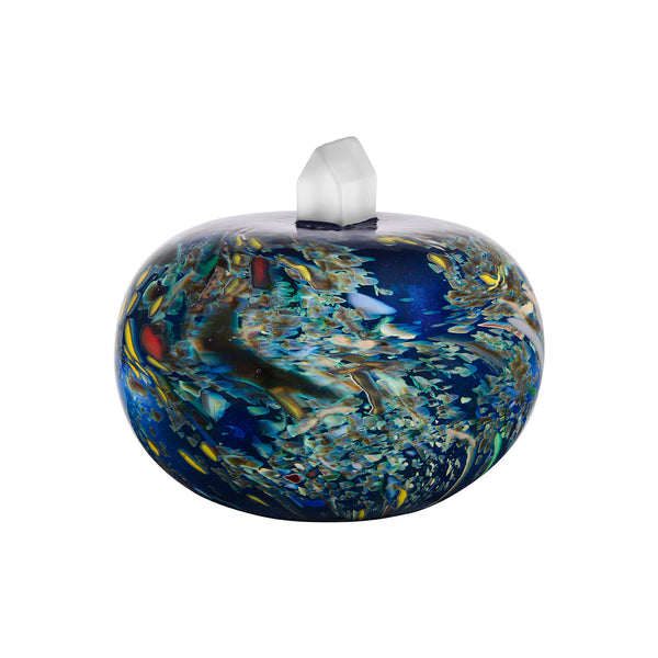 Kosta Boda Glass Skulptur Earth My Universe - Norway Designs