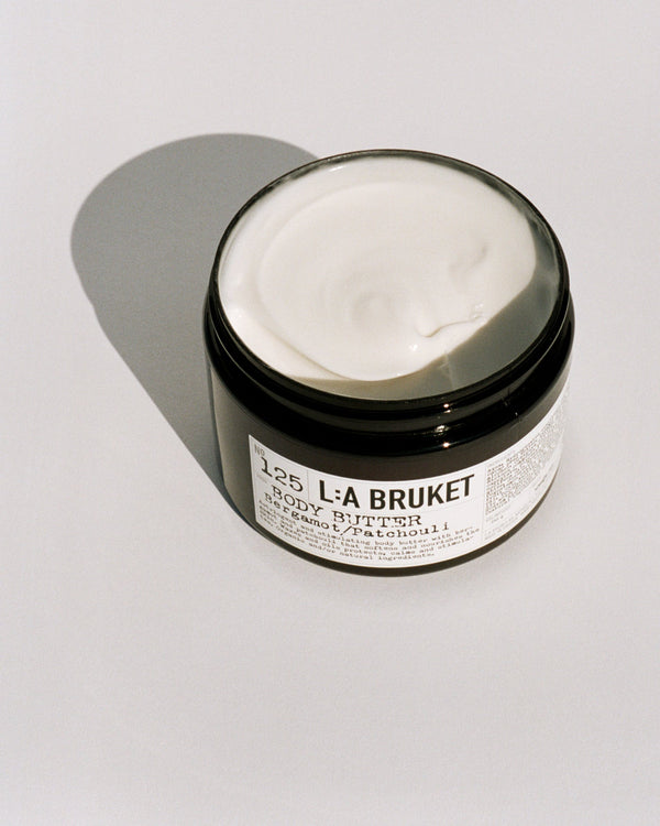 L:A Bruket - Body Butter Bergamot/Patchouli 350g - Norway Designs