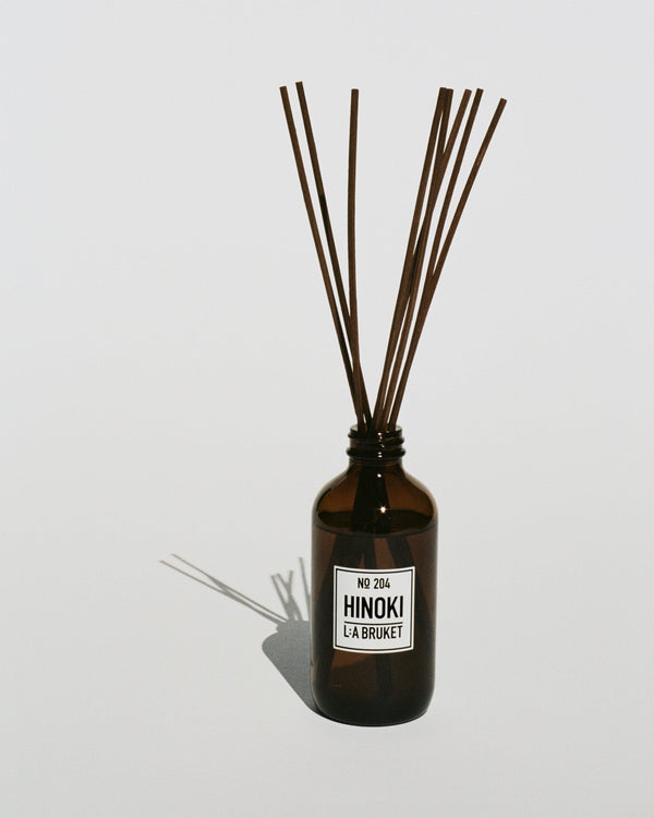 LA: Bruket Diffuser 200 ml Hinoki - Norway Designs