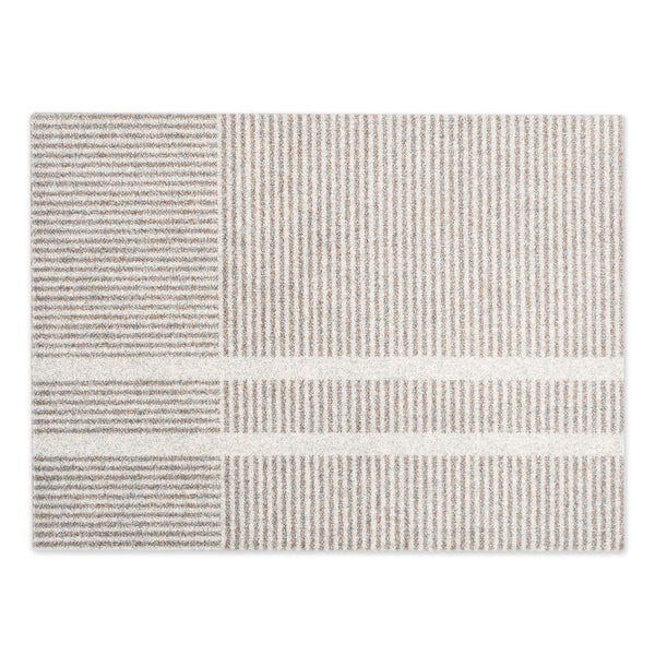 Heymat - Løype Breezy Beige 85x115cm - Norway Designs