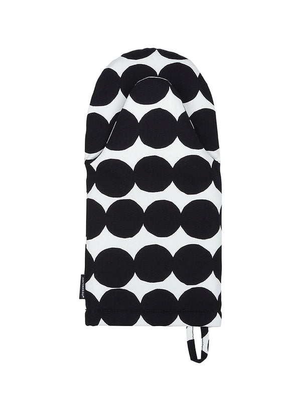 Marimekko Räsymatto Grytevott Sort/Hvit - Norway Designs