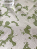 Plesner Patterns Marble Duk 150x350 Hvit/Grønn - Norway Designs