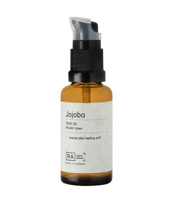 RÅ - Jojoba Ansiktsolje 30ml - Norway Design
