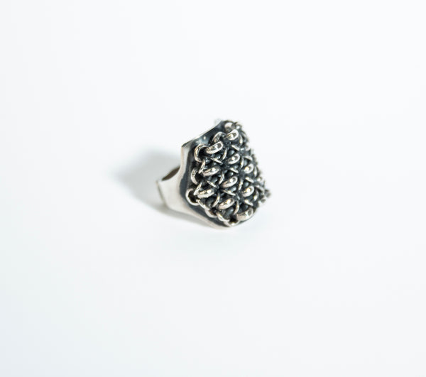 Solfrid Simensen - Ring Lett Oksidert - Norway Designs