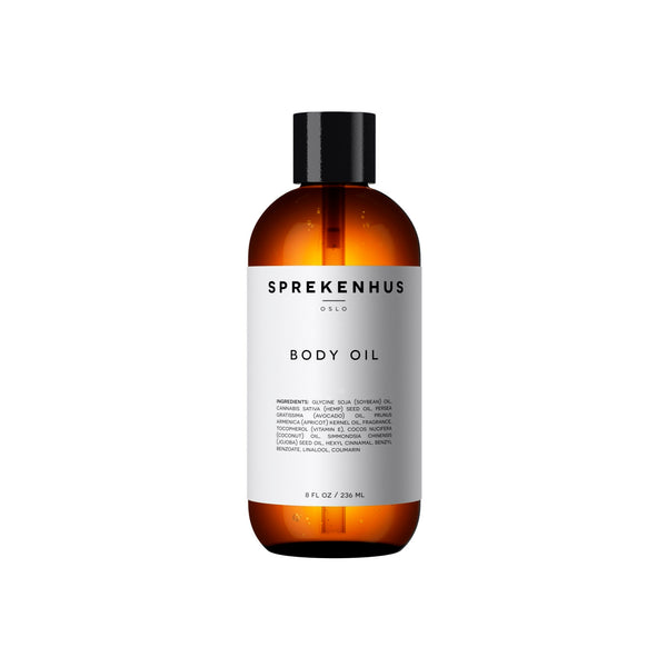 Sprekenhus Body Oil 236ml - Norway Designs