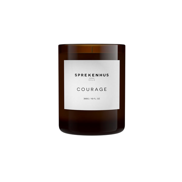Sprekenhus Duftlys Courage 300g - Norway Designs