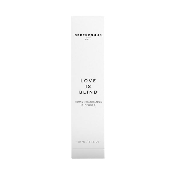 Sprekenhus Home Diffuser Love Is Blind 150ml - Norway Designs
