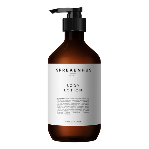 Sprekenhus - Body Lotion 500ml - Norway Designs