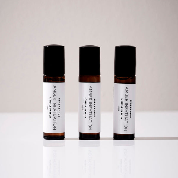Sprekenhus - Amber Infatuation Roll-on Perfume - Norway Designs