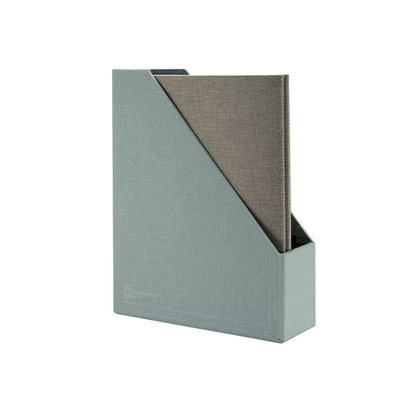 Bookbinders - Magasinholder Dus grønn - Norway Designs