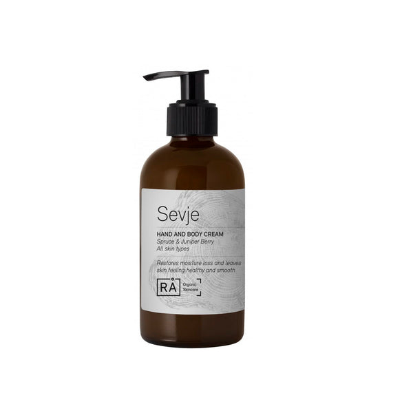 RÅ Sevje Hand And Body Cream 250ml