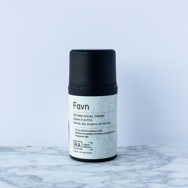RÅ Favn Eye and Facial Cream - Norway Designs