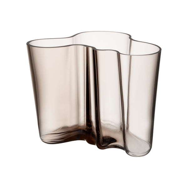 Iittala - Aalto Vase 160mm Lin - Norway Designs