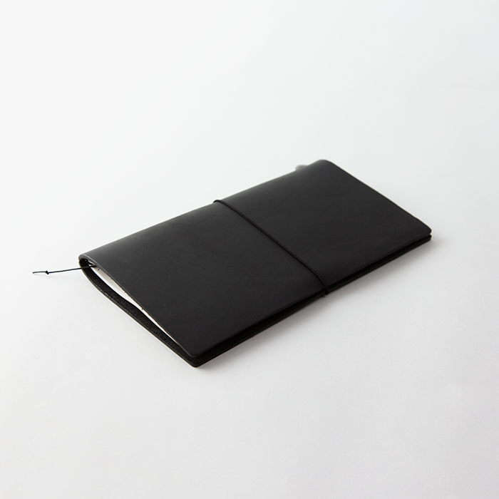 Traveler's Notebook Regular Black - Norway Designs