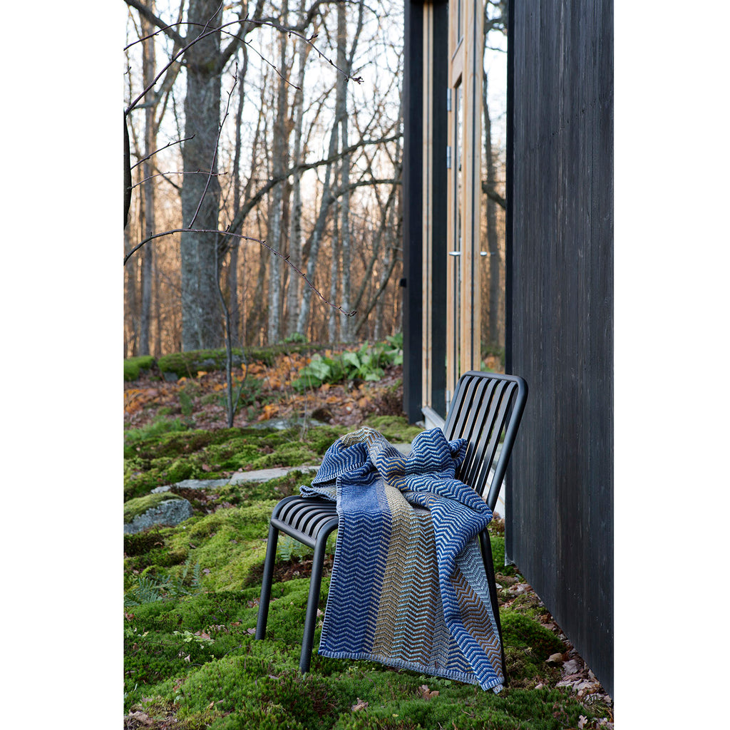 Røros Tweed Fri Pledd November View - Norway Designs