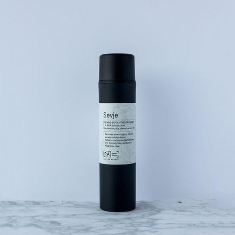 RÅ - Sevje Evening Exfoliating Cleanser 150ml - Norway Designs