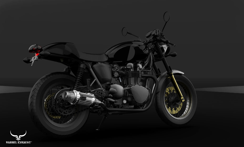 Barrel Limited Edition Jet Exhaust