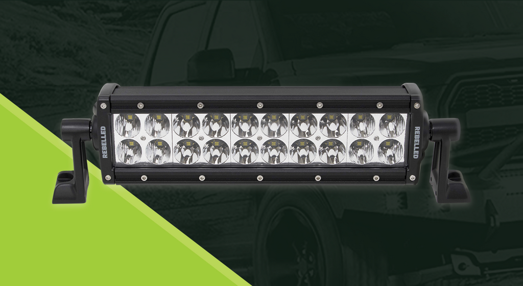 HOW TO INSTALL YOUR REBELLED LED LIGHT BAR