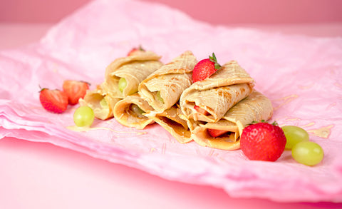 Nussmus Crepes