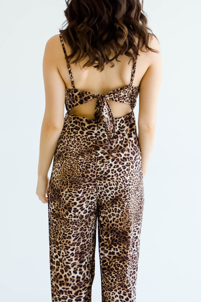 Animal Instinct Jumpsuit