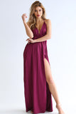 HEY LOVER DRESS - PLUM