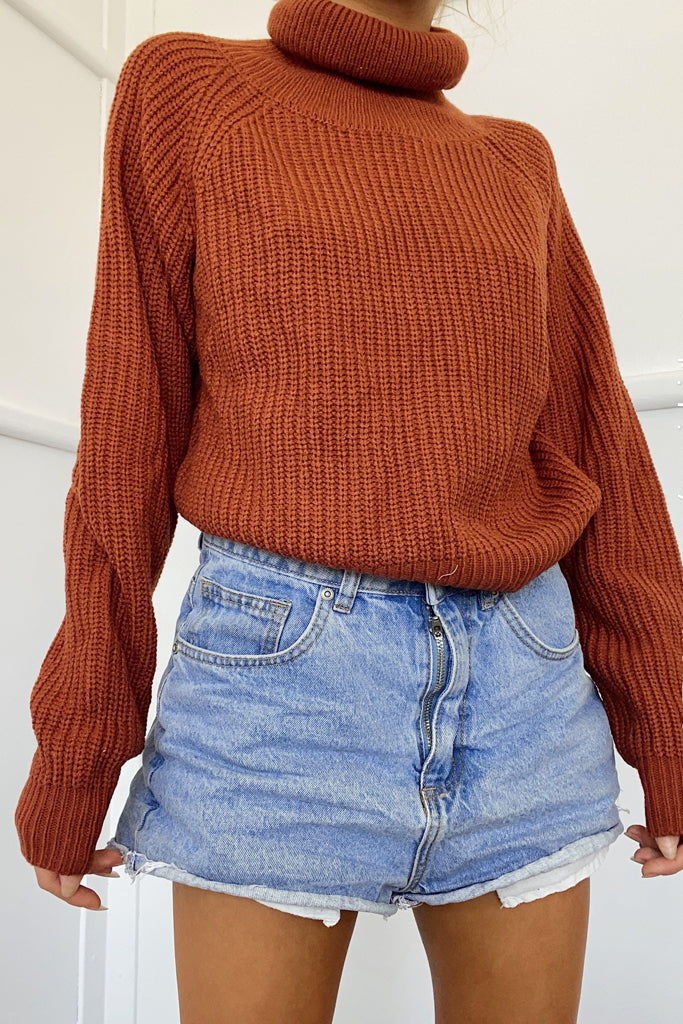 Sonia Knit Top