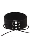 XENA TIE UP CHOKER - Stunner Boutique  - 1