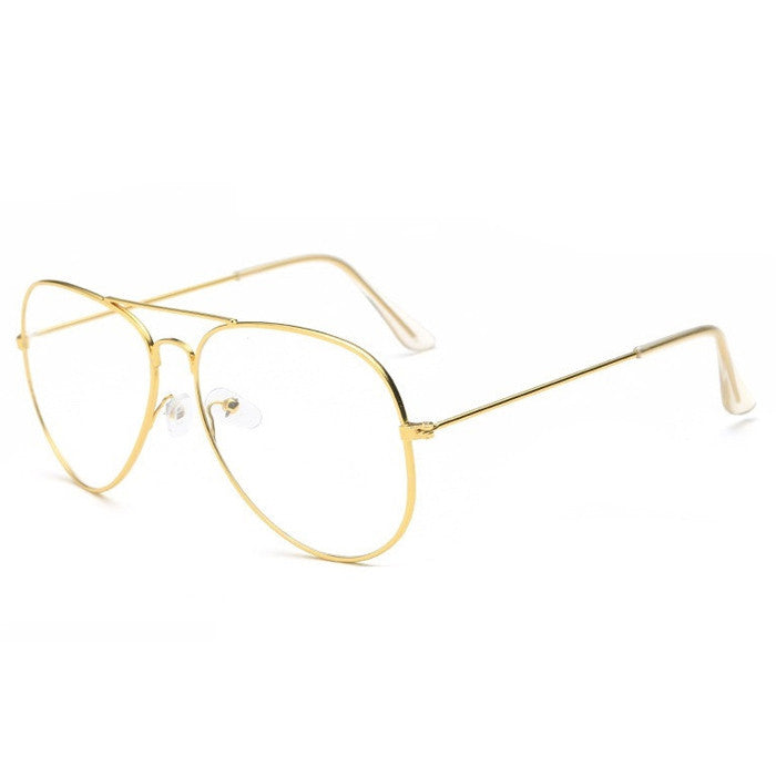 ALLURE AVIATORS - GOLD - Stunner Boutique  - 1