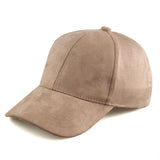 ARIEL SUEDE CAP - COFFEE - Stunner Boutique